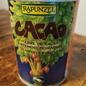 Bilde av Kakaopulver, lite fett, 250 g, økologisk,