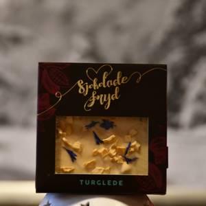 Bilde av Turglede pasjonsfrukt sjokoladeplate