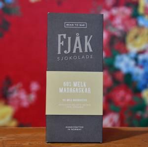 Bilde av Fjåk 60% melk Madagaskar