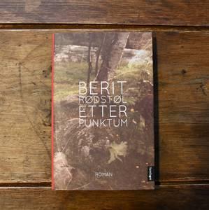 Bilde av Etter punktum, Berit Rødstøl
