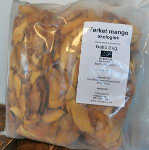Bilde av Mango, 2 kg, økologisk
