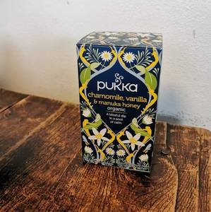 Bilde av Pukka: Chamomile, vanilla & manuka honey