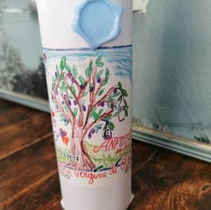 Bilde av Anfosso Extra Virgin Olive Oil Økologisk 500ml