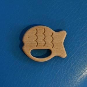 Bilde av Biteleke i tre, fisk