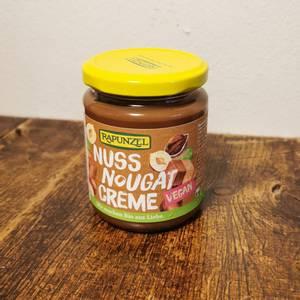Bilde av Nugatt smørepålegg, vegan, 250 g, økologisk,