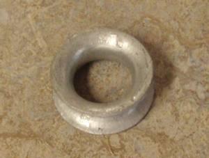 Bilde av Kauser rund galvanisert