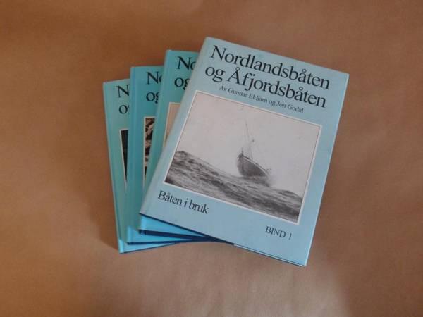 Nordlandsbåten og åfjordsbåten