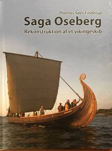 Bilde av Bok om bygging av Saga