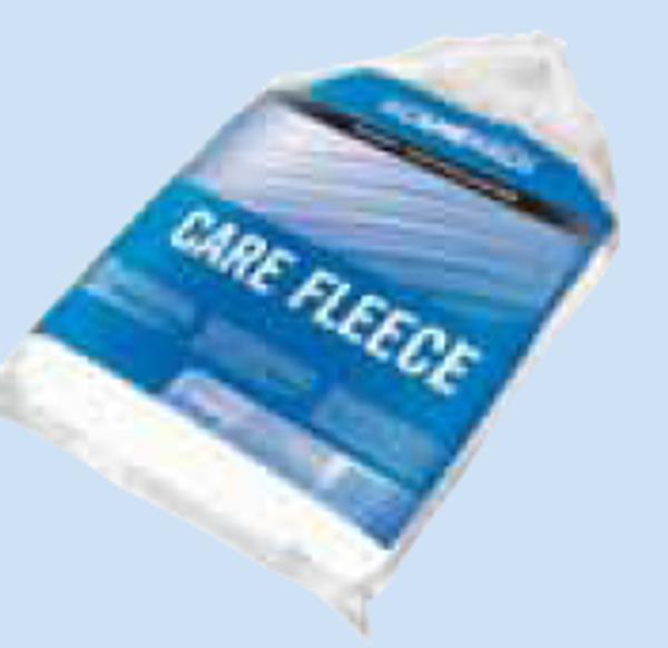 Poleringsklut - CareFleece, 20 pk