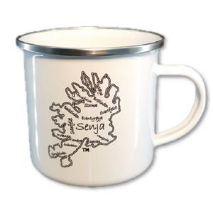 Bilde av Emaljert kopp