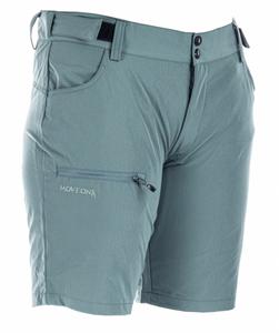 Bilde av Move On Bolkesjø shorts Mossgreen til dame