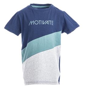 Bilde av Move On T-Skjorte Motivate Moss Green Gutt