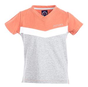 Bilde av Move On T-Skjorte Motivate Lys Grå Jente
