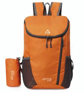 Bilde av Atchi Sammenleggbar Ryggsekk Oransje 22L
