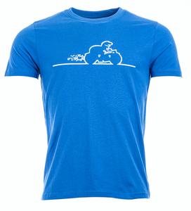 Bilde av Artic North Streken 4 Blue T-skjorte herre