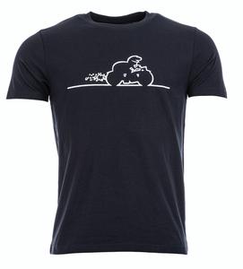 Bilde av Artic North Streken 4 Black T-skjorte herre