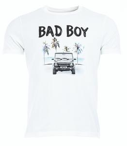 Bilde av Artic North Badboy White T-skjorte herre