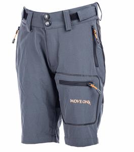 Bilde av Move On Solvik shorts Grå/Sort Barn