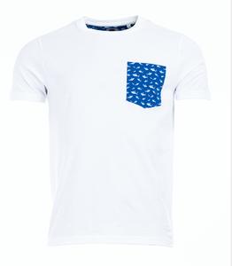 Bilde av Artic North Shark Pocket T-skjorte herre