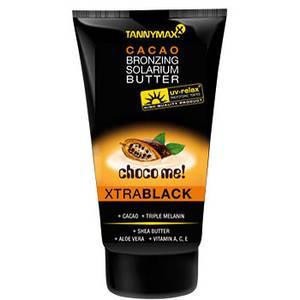 Tannymaxx Xtra Black Cacao Bronzing Solarium Butter
