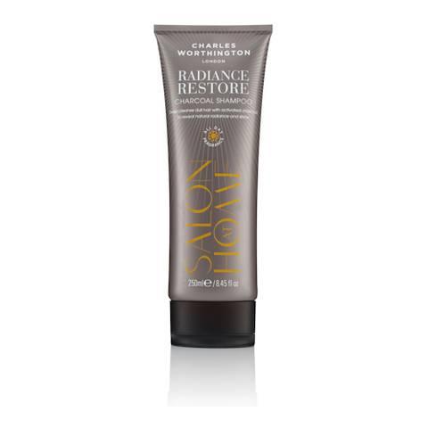 Bilde av CW Radiance Restore Charcoal Shampoo 250 ml