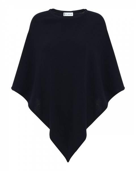 PULSE PONCHO - Navy ( mørk blå)