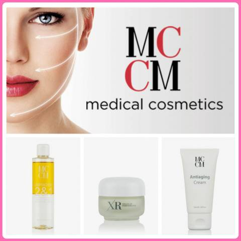Bilde av Hudpleie MCCM - medium - antiaging + rens