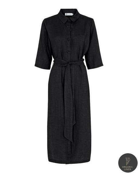 NAOMI DRESS - BLACK