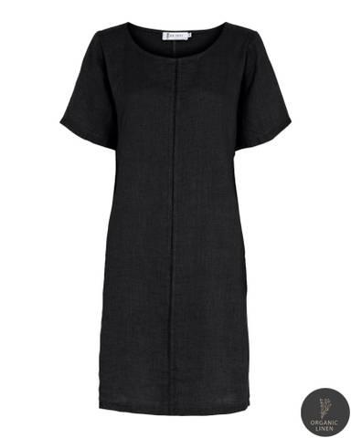 Bilde av NELLY DRESS - black, str. Small