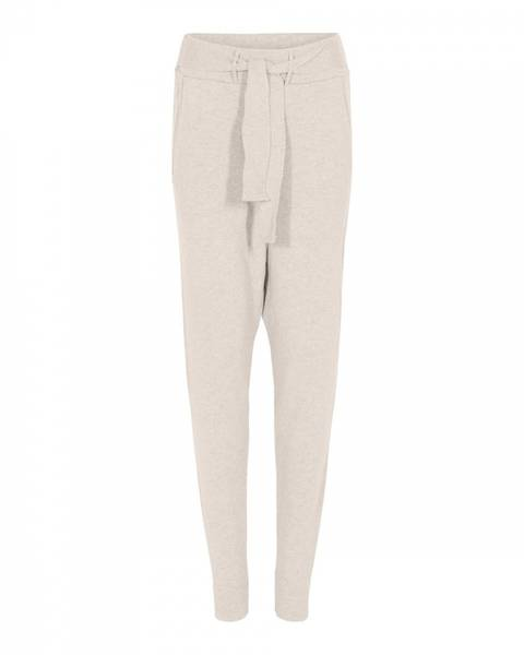 HALLY relaxed pants - Sand