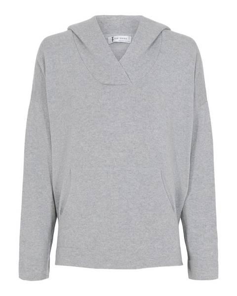 HALLY hoody - Grey