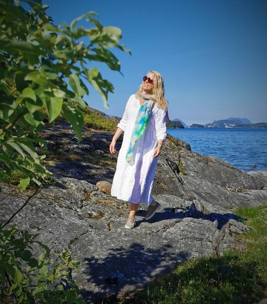 NIKKI DRESS - WHITE