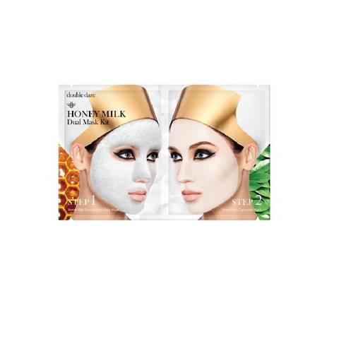 Bilde av OMG Honey Milk Dual Mask 1 stk