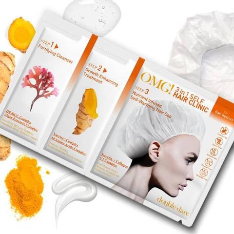 Bilde av OMG! 3in1 Self Hair Clinic- For Hair Restore