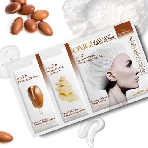 Bilde av OMG! 3in1 Self Hair Clinic- For damaged hair