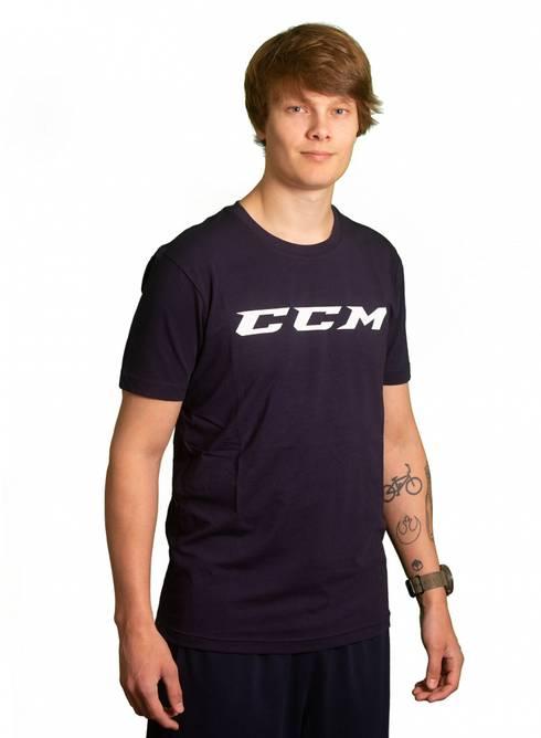 Bilde av T-Skjorte CCM Svart