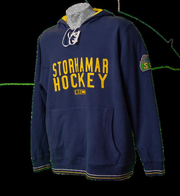 Bilde av Hettegenser Storhamar Hockey Retro