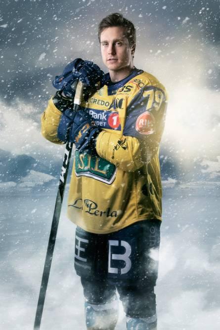 Bilde av Andreas Øksnesplakat
