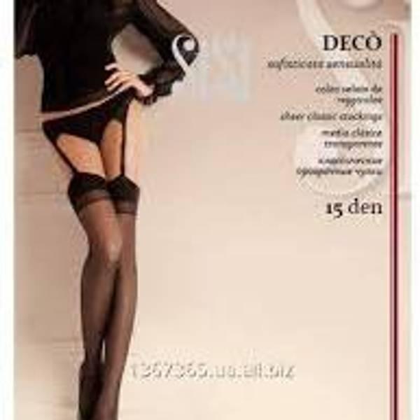 Bilde av Deco strømper