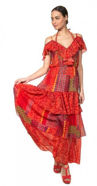 Bilde av  Nora Sagres kjole