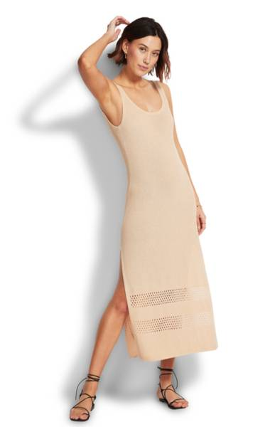 Bilde av Beachedit terrain knit dress