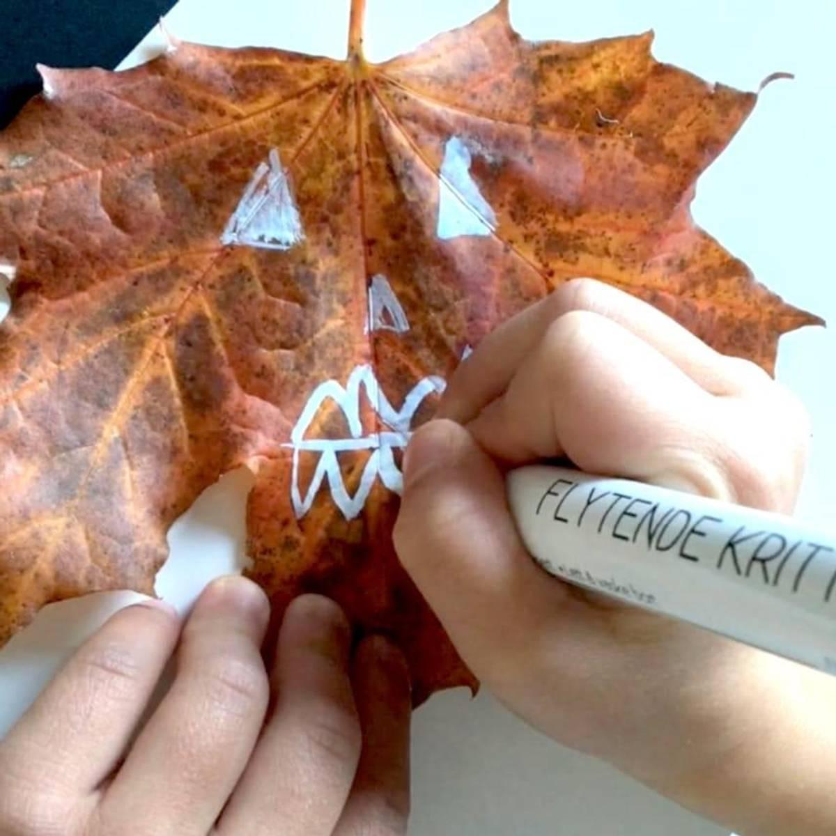 FLYTENDE KRITT - Skriv på speil, vinduer, kopper, glass