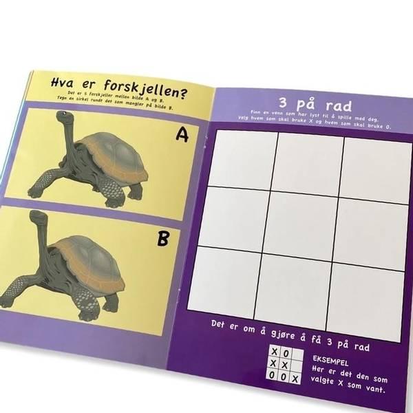 Bilde av LEK OG MORO - Lærerik bok med tall og mengde