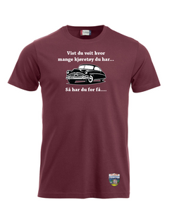 Bilde av For lite kjøretøy T-Shirt