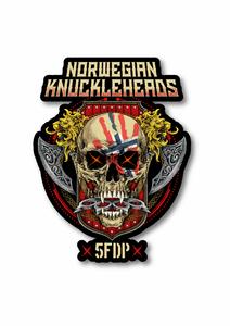 Bilde av Norwegian Knuckleheads