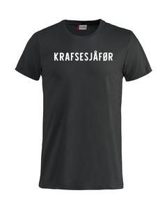 Bilde av Krafsesjåfør t-shirt