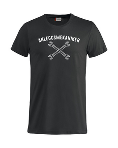 Bilde av Anleggsmekaniker t-shirt