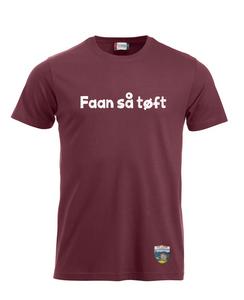 Bilde av Faan så tøft T-Shirt