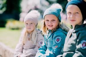 Bilde av Finse 2-Lags Anorakk Junior