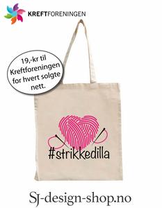 Bilde av Handlenett - Strikkedilla